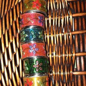 Spring/Summer Napkin Ring Holders